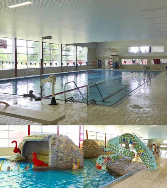 Hallenbad Freibad Traglufthalle